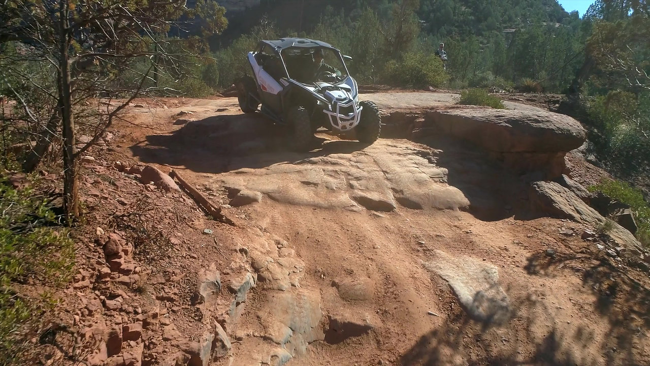 Explore Sedona In A Maverick X3