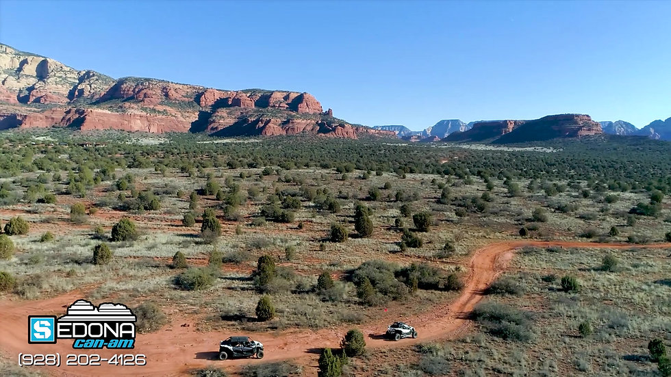 Sedona Can-Am Rentals
