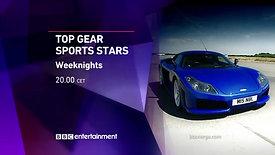 Top Gear Sports Stars BBC Entertainment
