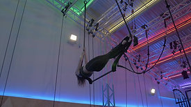 BETTY HAYNES - AERIALIST