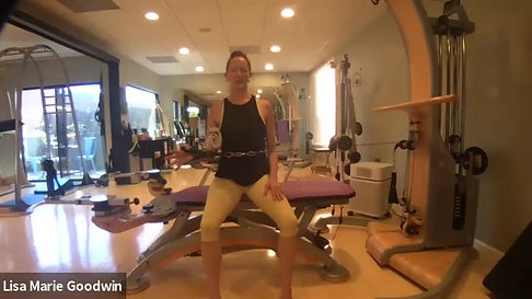 Intermediate GYROTONIC® Pulley Tower Class with Shoulder Girdle (03/29/2021)