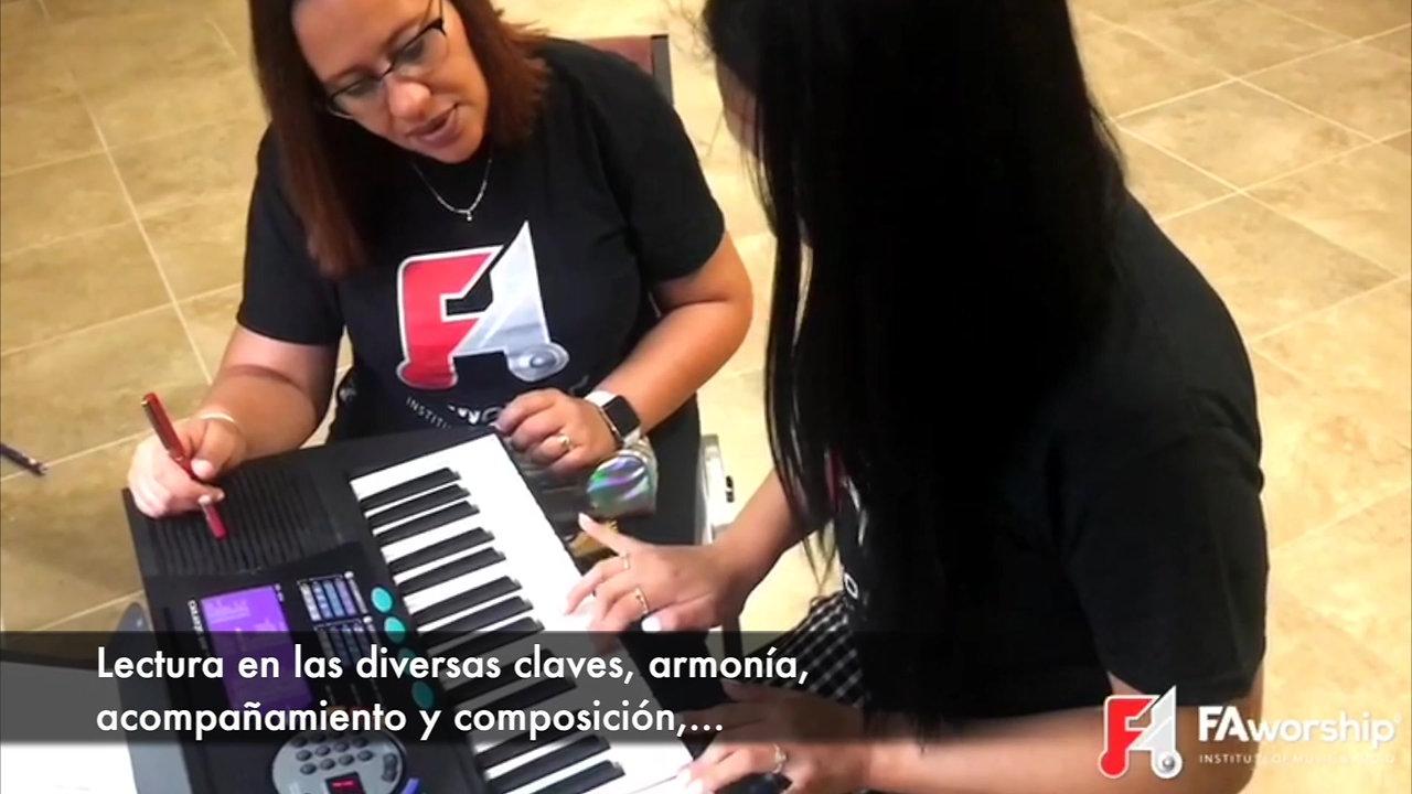 Kasey Canales, FAworship Teacher