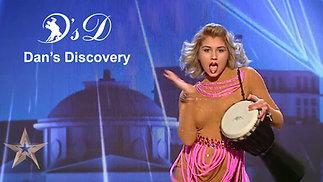 Carnavalul de la Rio s-a mutat pe scena Românii au Talent | Dan's Discovery - Românii au Talent