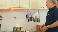 Fire Dangers in the Kitchen
