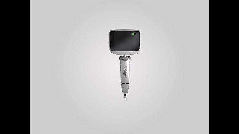 Wideolaryngoskop Insight iS3-L