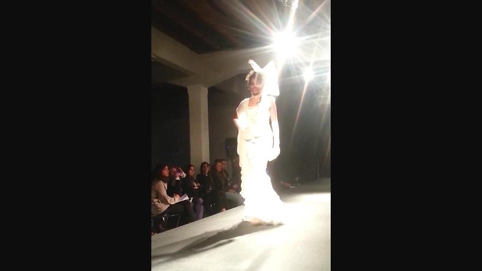 Fashion Show in Switzerland - Rubina DH