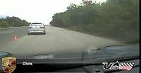 Porsche Prodrive Test