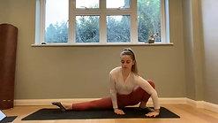 Coach Liv's Middle Split Stretches