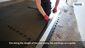 How To Install EasyFix Versa Mats