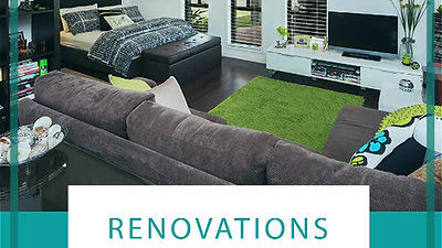 Greenstone - Renovations