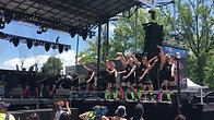 2016 DC Front Runners Dance Group - Main Stage, Pride Festival