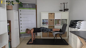 Advanced Chair Workout