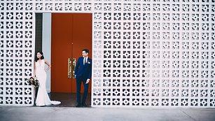 Palm Springs CA Wedding Video