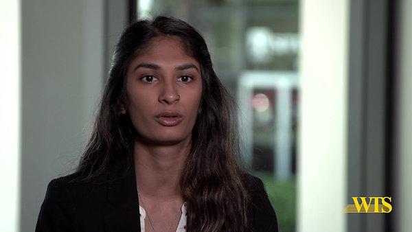 Shaina Patel: 2018 WTS-OC Scholarship Winner