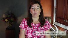 Layton Notepads - Maura Strickler