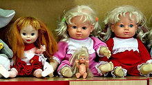 When dolls are more than dolls