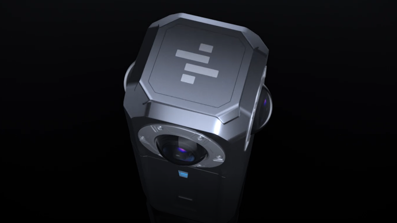 Labpano Pilot Lock -  Solid 8K waterproof 360° camera