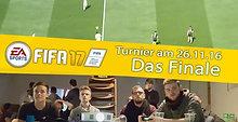 Kreisjugend FIFA 17 Turnier // Das Finale zwischen Atlético und Real Madrid