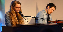 """Jelena Herder - """"Reich"""" / LIVE bei der Ladies-Night am 20.03.16 in der FeG Bischoffen"""