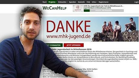 WeCanHelp Info-Clip