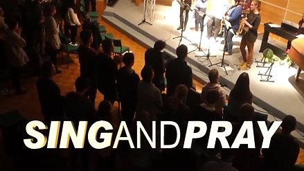 """Sing & Pray Gottesdienst 2016 in der FeG Hartenrod / """"Vater unser"""" von DMMK"""