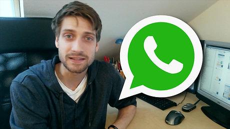 Jugendwerk WhatsApp-Ticker