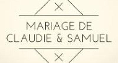 Mariage de Claudie & Samuel