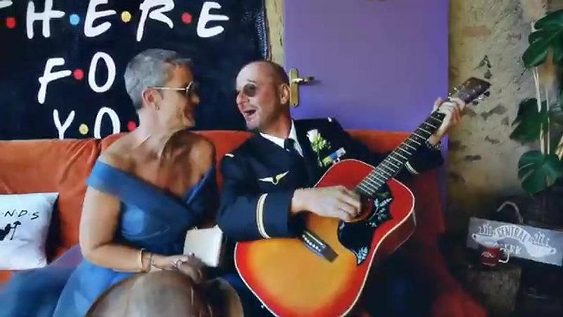 FRIENDS Wedding - Melissa et Nicolas - Juillet 2021