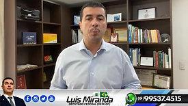 DEPUTADO LUIS MIRANDA - DEM/DF
