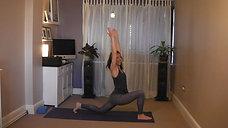 32min Beginners Yoga Wk 2 - Live Recording