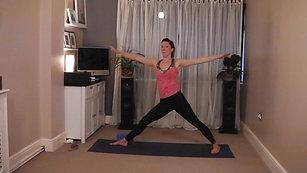 Yoga: 45min Power Yoga Live Recording