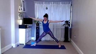 Yoga: 31min Stand to Balance Combos