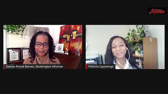 Interview with Patricia Cummings on WIN-TV