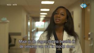 Patricia Nurse Cummings Segment on Nieuwsuur