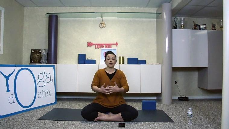 3 Part Breath Pranayama