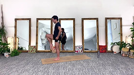 (Virya) Standing Postures I