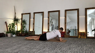 Level I: Loma-Viloma Sequence - Healthy core & back