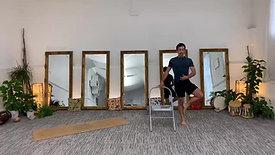 Chair yoga