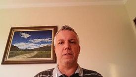 Carlos Roque (Psicanalista) - Depoimento do curso