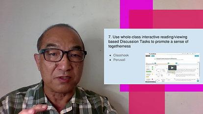 網課互動不足 Limited interaction in online learning environment