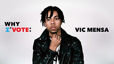 Vic Mensa - Why I Vote