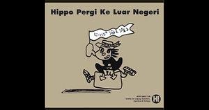 Hippo Goes Overseas/ Indonesio