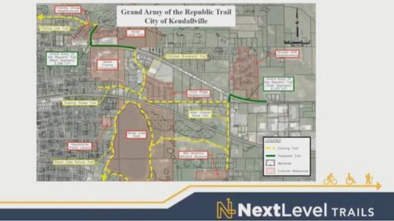 Next Level Trails Announcement