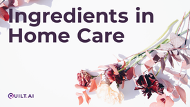Ingredients in Home Care