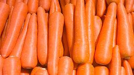 Karottenwürfel / Carrot Cubes