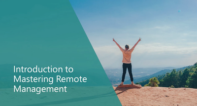 Mastering Remote Management Intro Video