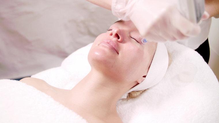 Välj en auktoriserad hudterapeut