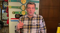 Mauricio Sulaiman, President of World Boxing Council - Message of Support
