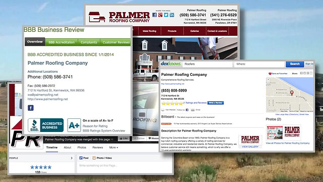 Why Choose Palmer Roofing