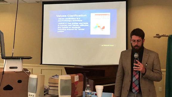 Alex Newman Talk To Pastors